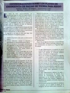 Artículo de Pedro Menor (Presidente CGUAV) 1
